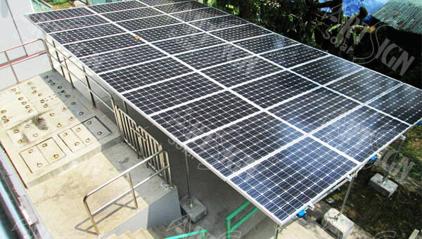 China Best solar panel mounting system