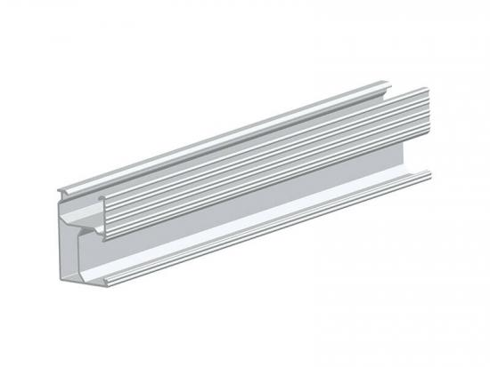 Aluminum solar panel roof mounting  rails D rail 04#